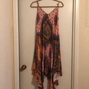Zara handkerchief dress